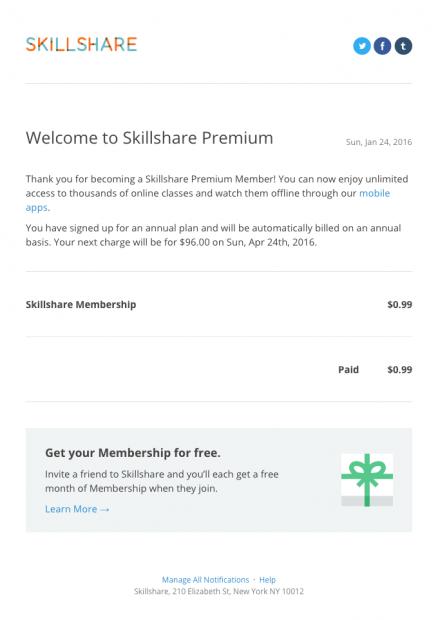Skillshare-Premium