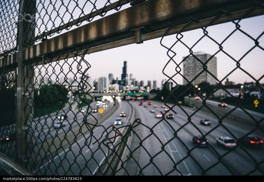 500px Photo ID: 124783623 - Looking toward downtown Chicago.