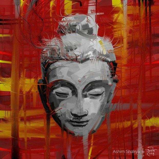 Ashim Shakya - Artwork-kathmandu-nepal (17)