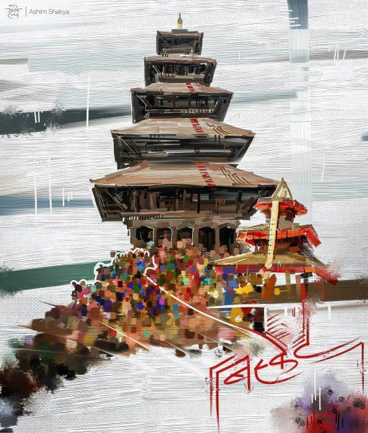 Ashim Shakya - Artwork-kathmandu-nepal (30)