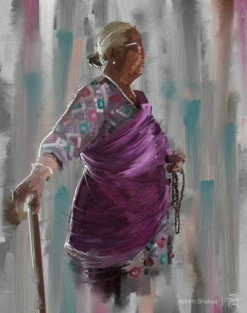 Ashim Shakya - Artwork-kathmandu-nepal (31)