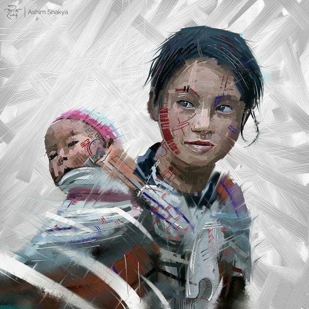 Ashim Shakya - Artwork-kathmandu-nepal (32)