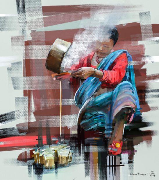 Ashim Shakya - Artwork-kathmandu-nepal (52)