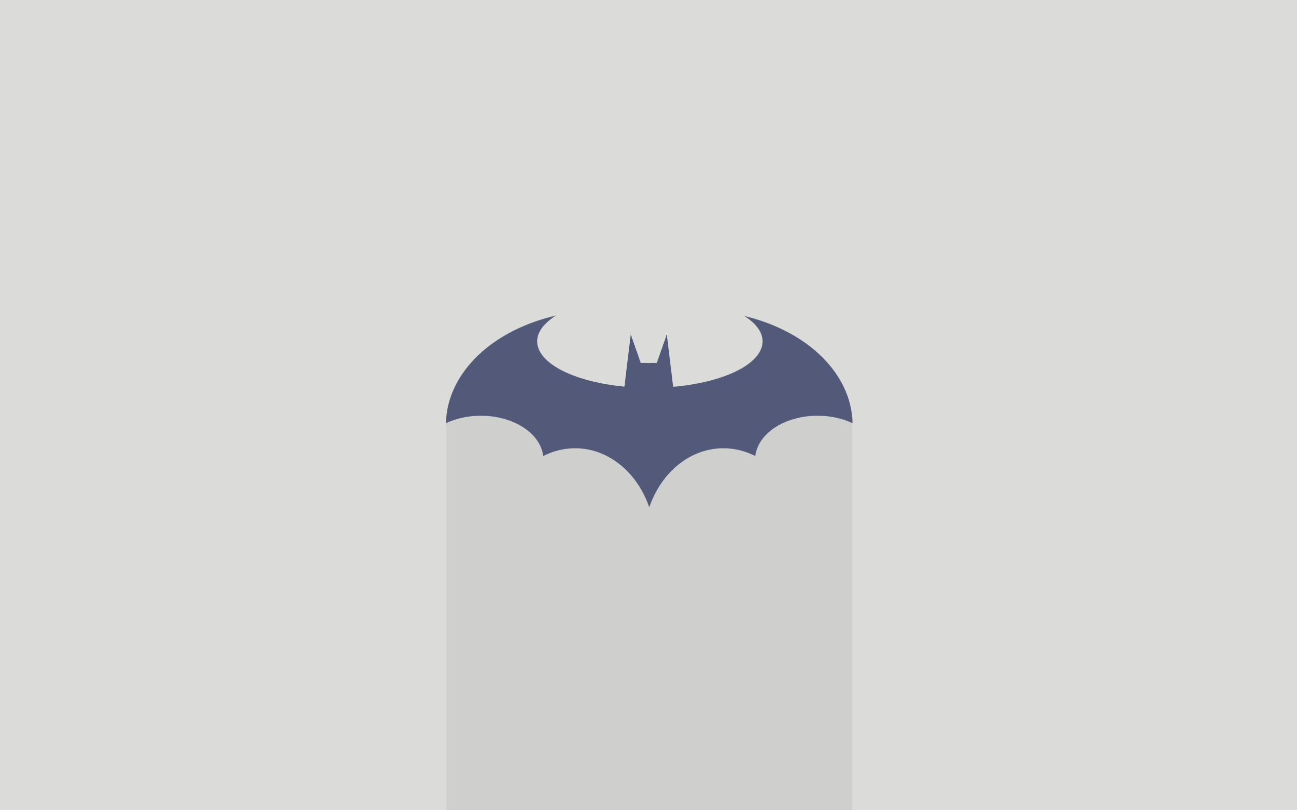 5P6R12c Batman Minimalist Wallpaper Light
