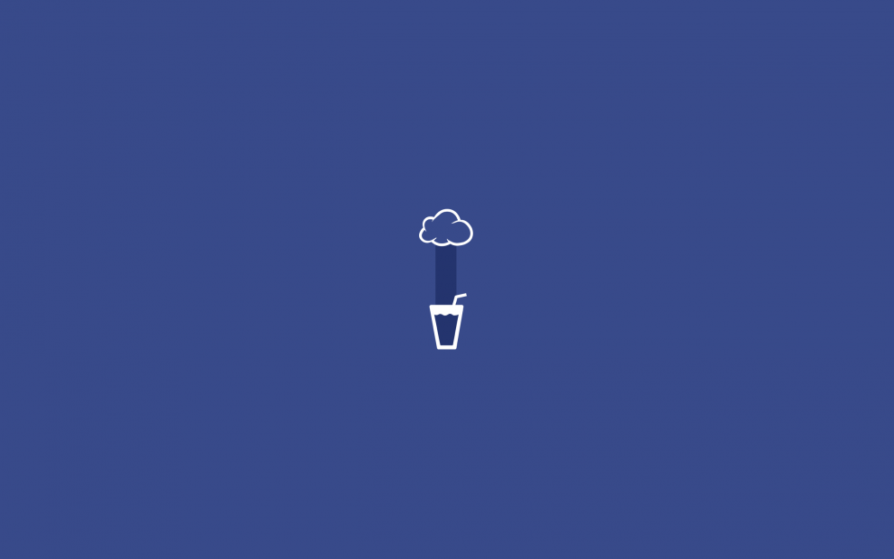 Glass-rain-minimalist-wallpaper-blue
