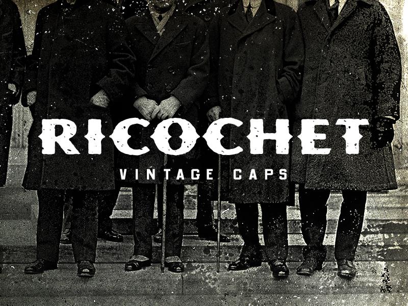 Ricochet Font