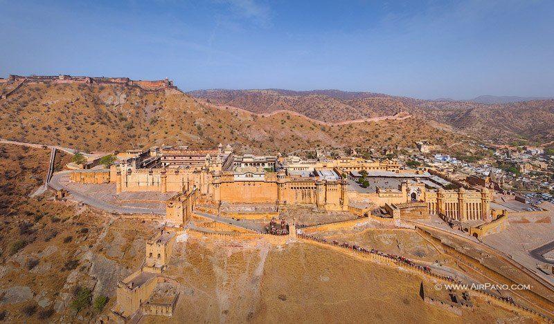 Amer fort, Jaipur.
