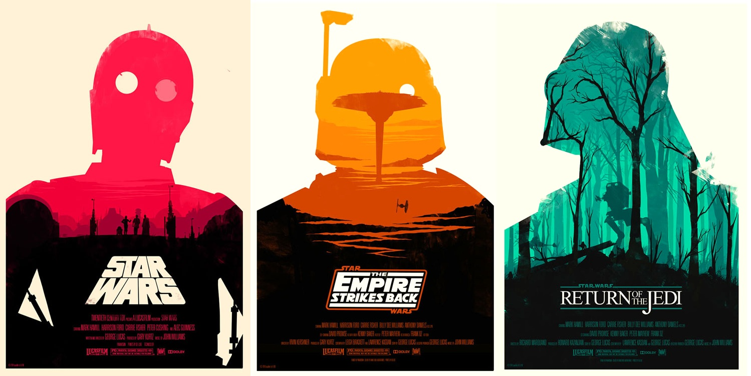 30 Classic Movie Posters Re Imagined