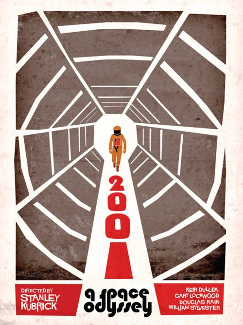 2001 - A Space Odyssey