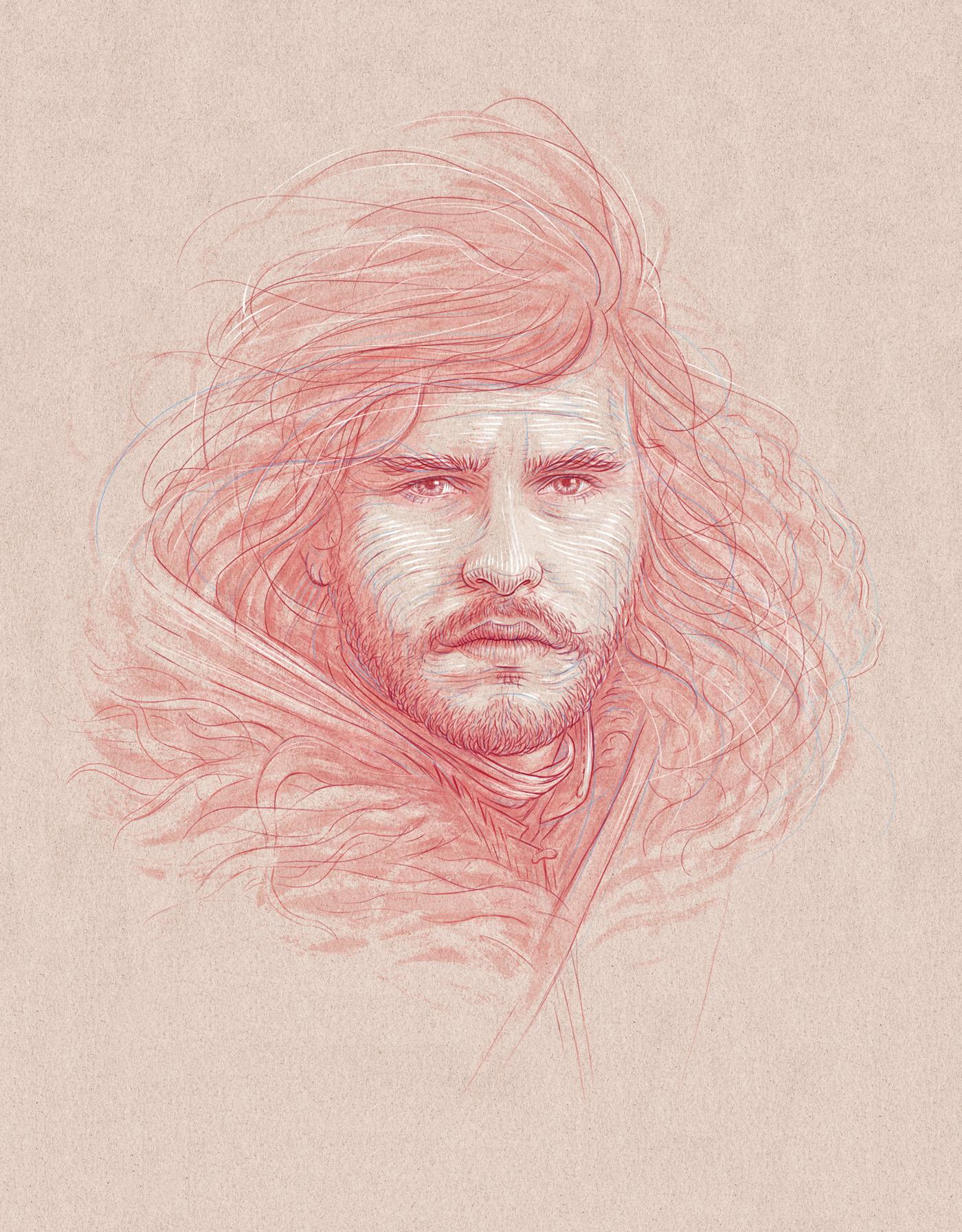 Game Of Thrones Fan Art (1)