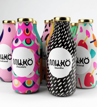 25+ Creative Milk Packaging Concepts