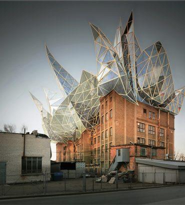 Urbanscape By Víctor Enrich